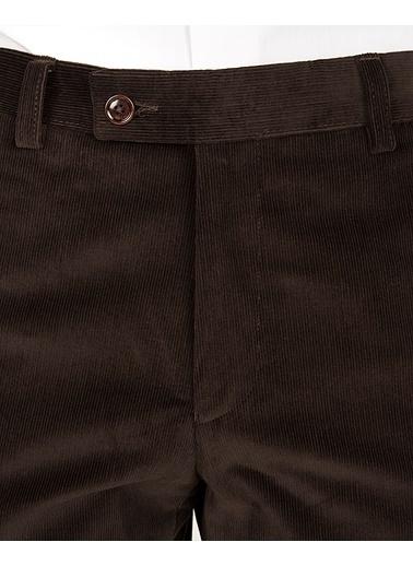 D'S Damat Klasik Pantolon Kahve